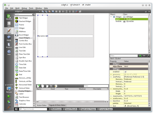 writing a simple program with qt creator download